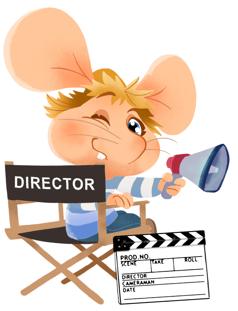 Topo Gigio Cartoon Director